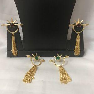Jewelry - SunDial / CODE: ER 68